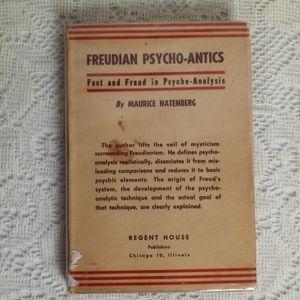 1953 Freudian Psycho-Antics Maurice Natenburg